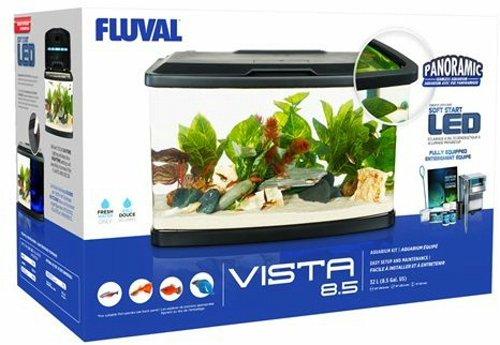 Fluval Vista Aquarium Kit 8.5 Gallon by Fluval