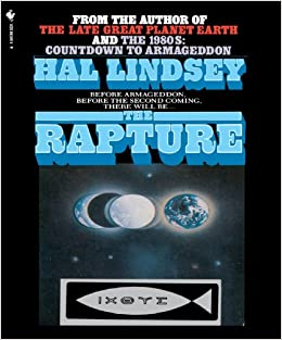 Image result for hal lindsey rapture