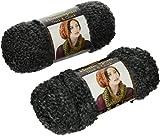 Lion Brand Yarn 600-613 Outlander Kit -The Gathering Spellbinding Capelet (Knit)