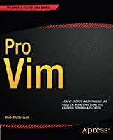 Pro Vim Front Cover
