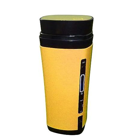 Mini cafetera de Viaje portátil de POPLY, con calefacción de ...