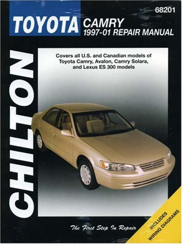 Toyota Truck Service Manual (Toyota Camry (Chilton's 1997-2001 Repair Manual))