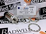 RADWELL VERIFIED SUBSTITUTE 872C-D15NP30-D4-SUB Proximity Sensor - M30 INDUCTIVE, Cylindrical, UNSHIELDED, Threaded, 15MM Range, 3-Wire DC PNP, N/O, 4-PIN M12 QD