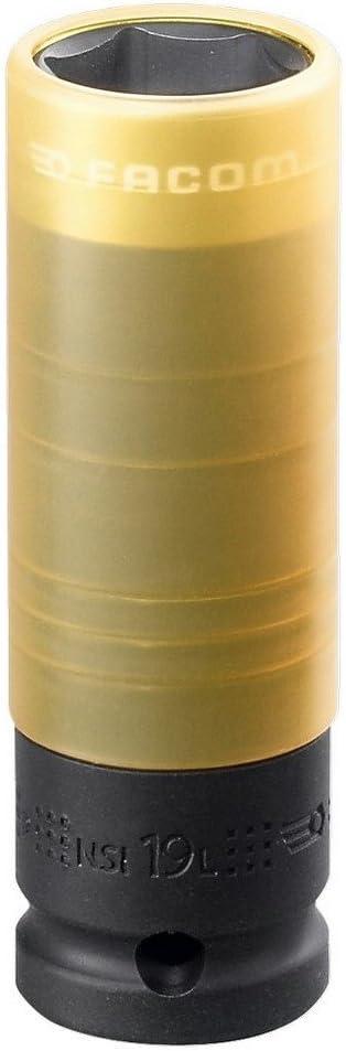 Facom Nsi.19L/Douille /à choc 1//2 pour jante alliage 19 mm