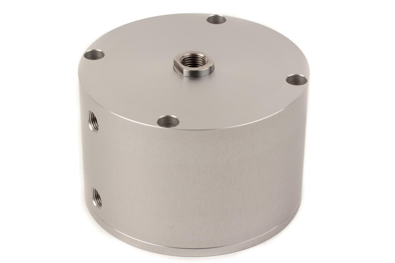 Fabco-Air E-721-X Original Pancake Cylinder, Double Acting, Maximum Pressure of 250 PSI, 3' Bore Diameter x 2' Stroke