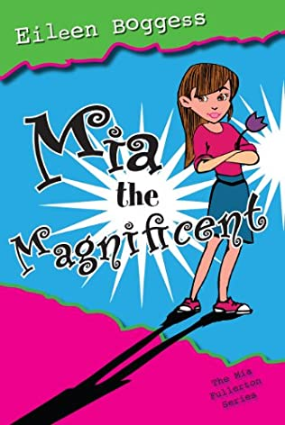 book cover of Mia the Magnificent