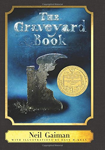 The Graveyard Book: A Harper Classic