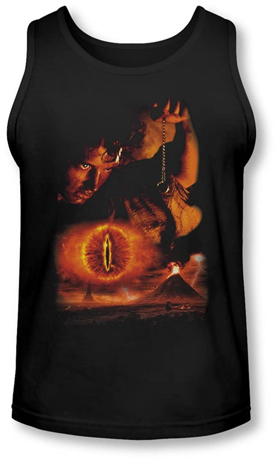 Lor - Mens Destroy The Ring Tank-Top