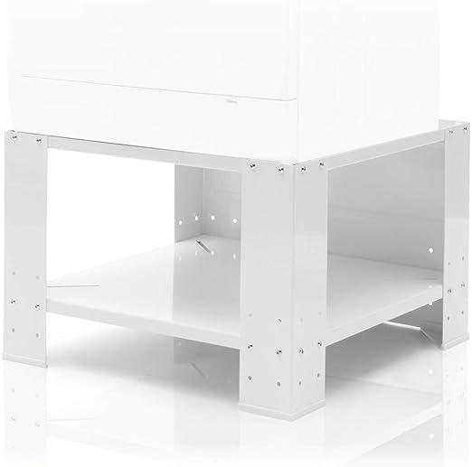 Xavax 00111078 - Base universal con estante inferior para lavadora ...
