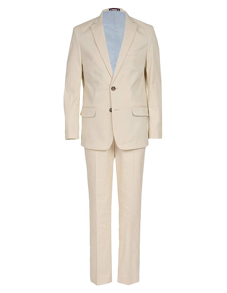 Tommy Hilfiger Boys Big 2-Piece Formal Suit Set