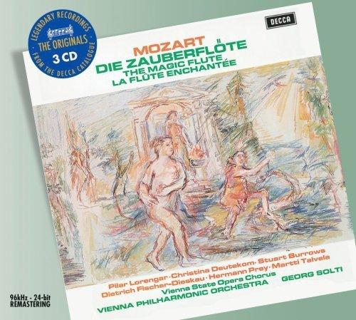 Mozart - The Magic Flute - Die Zauberflote Magic Flute Vienna
