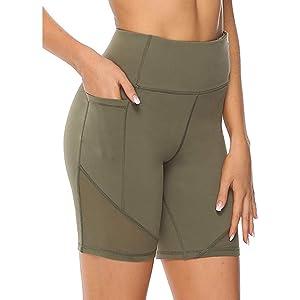 Amazon.com: Goddessvan 2019 Women High Waist Yoga Pants Side ...