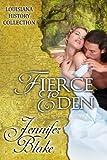 Fierce Eden by Jennifer Blake front cover