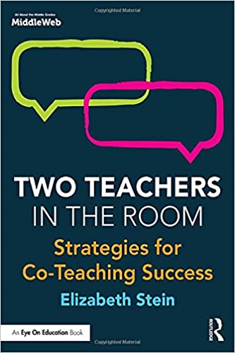 Two Teachers In The Room Strategies For Co Teaching Success