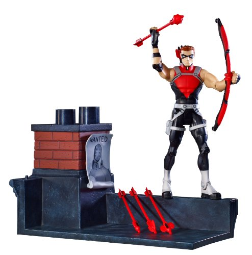 red arrow action figure - 4