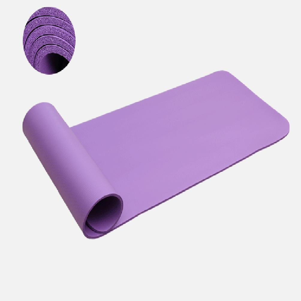 ZH DD Yoga-Pad Camping-Pad Yoga-Matte Fitness-Matte