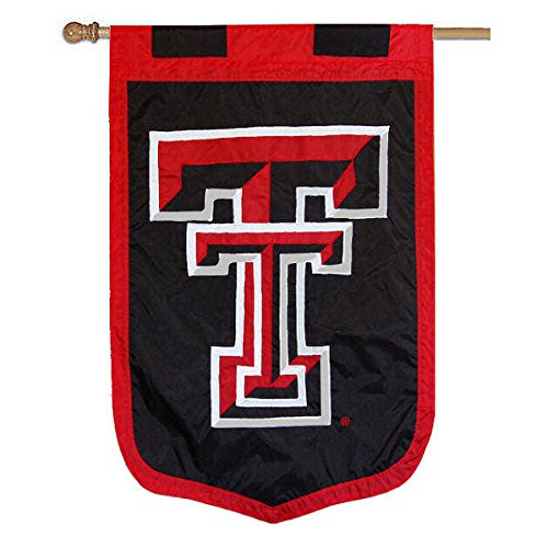 College Flags and Banners Co. Texas Tech Banner ()