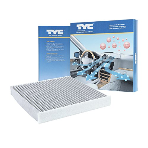 TYC 800154C Replacement Cabin Air Filter for Infiniti M37