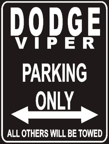 Pema Parkplatz Parking Only Donkervoort Parkplatzschild Auto