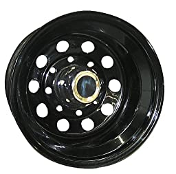 Pro Comp Steel Wheels Series 87 Wheel with Gloss Black Finish (16x8\