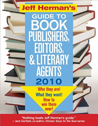 jeff herman s guide to book publishers editors and literary agents rh amazon com Literary Agent Outfit Literary Agents Seeking New Authors