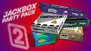 The Jackbox Party Pack 2 - Nintendo Switch [Digital Code]
