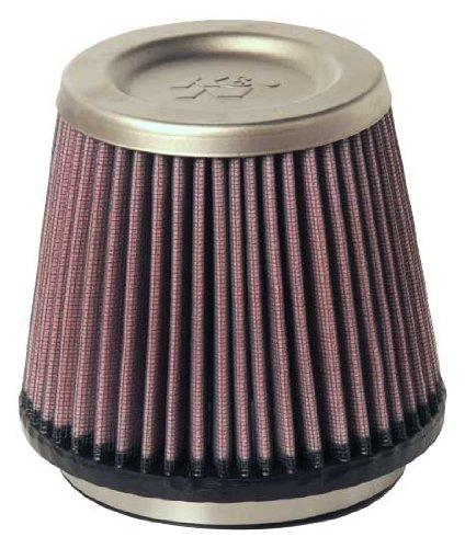 K&N RT-4610 Universal Air Filter - Titanium Top