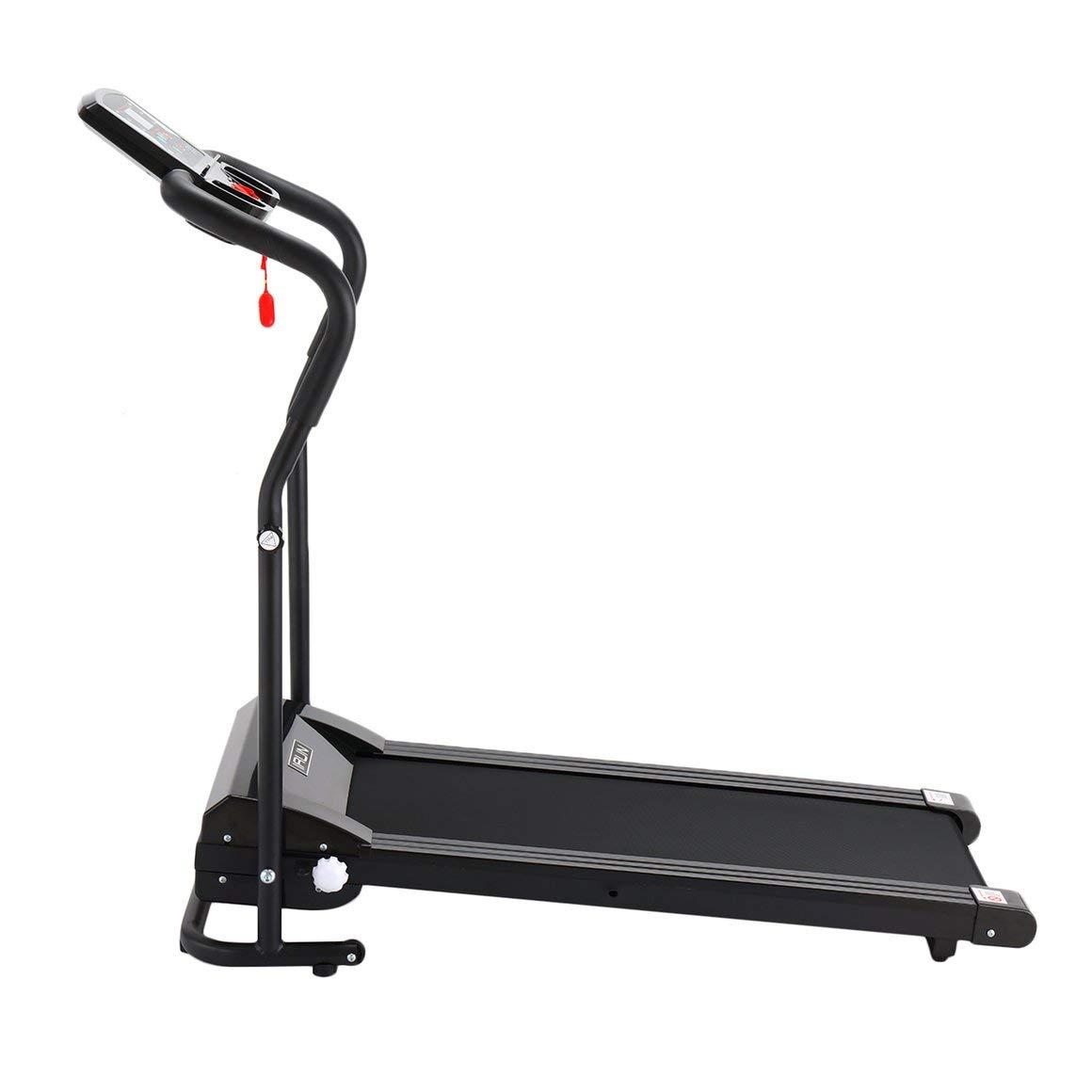 Funnyrunstore S100-5 Elektrische Laufband Multifunktions Mute Fitnessgeräte Wide Run Gürtel Laufband Heimfitnessgeräte Für das Training