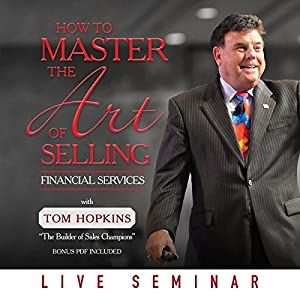 How to Master the Art of Selling Financial Services Audiobook