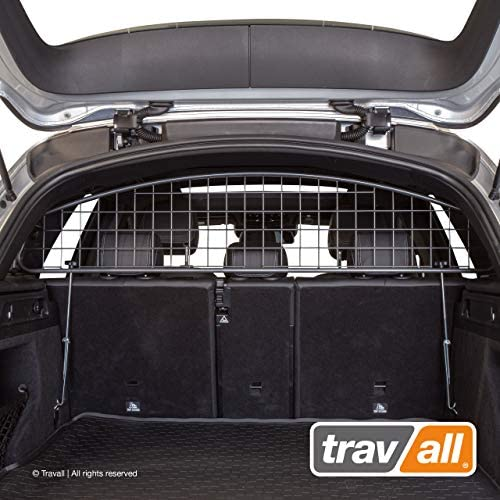 Travall Guard Compatible with Mercedes-Benz GLC-Class 2015-Current TDG1499 – Rattle-Free Steel Vehicle Specific Pet Barrier