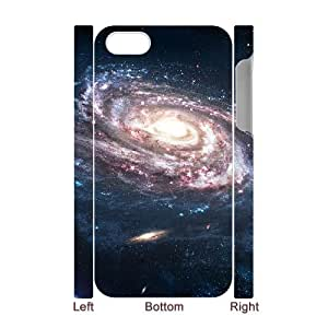 3D Bright Milky Way iPhone 4/4s Cases, Case For Iphone 4s Cheap Funny Cute Haygen - White