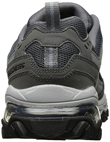 sneakernews cheap price Skechers Men's M. Fit Air Oxford Gray/Black buy cheap outlet locations cheap sale sneakernews areLU