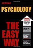 Psychology the Easy Way, Nancy J. Melucci, 0764123939