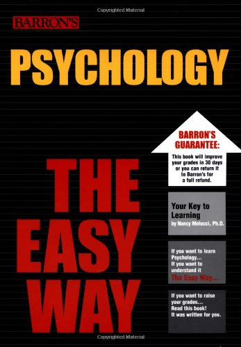 Psychology the Easy Way (Easy Way Series)
