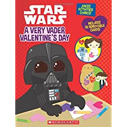 Star Wars: A Very Vader Valentine's Day (Star Wars (Scholastic))