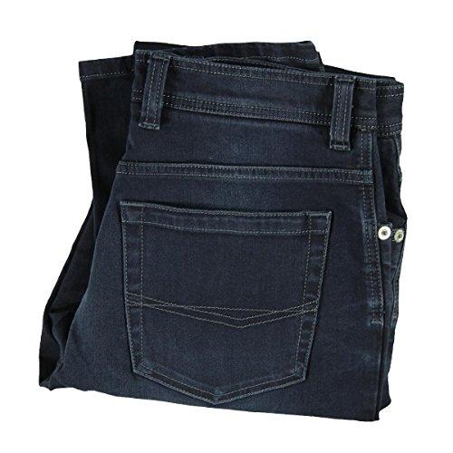 engbers Herren Jeans mit komfortablem Stretchanteil, 23088, Blau