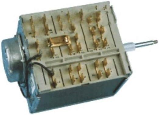 Recamania Programador Lavadora Zanussi Z-618: Amazon.es