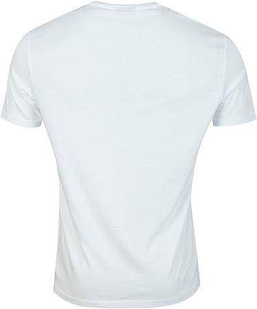 Emporio Armani Camiseta Hombre Bianco