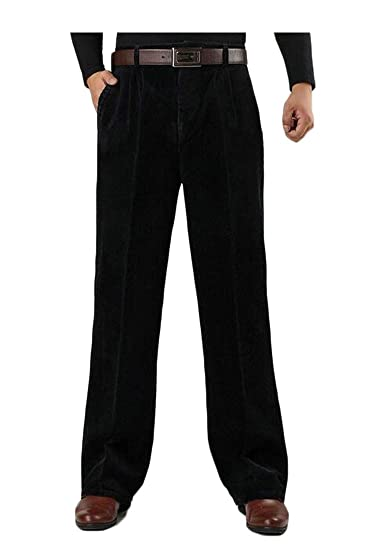 new product best website special for shoe Lutratocro Mens Trousers All-Match Big and Tall Slim High ...
