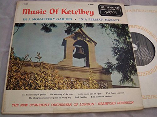 Music Of Ketelbey - In A Monastery Garden / In A Persian Market LP - Richmond - B 20083 ()