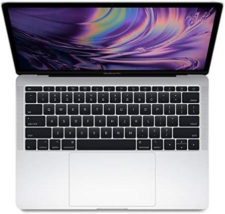 Apple MacBook Pro MPXQ2LL/A 13.3-inch Retina Display – Intel Core i7 2.5GHz, 16GB RAM, 512GB SSD – Silver (Renewed)