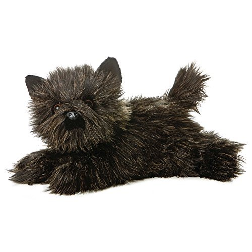 Toto From Wizard Of Oz (Flopsie Toto Cairn Terrier Plush)