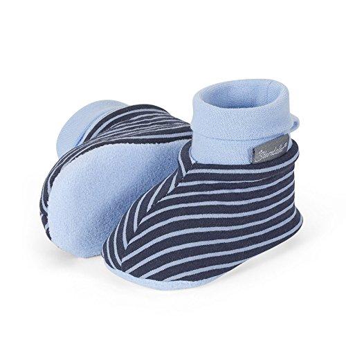 Sterntaler - Patucos de algodón para niña Marine