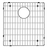 Transolid TSGRDJ-L Stainless Steel Left Bowl Sink Grid for RTDJ3322 and RUDJ3118 Transolid Granite Kitchen Sinks