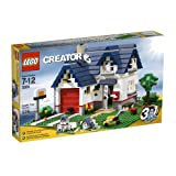 LEGO Creator Apple Tree House (5891) - 539 Review and Comparison