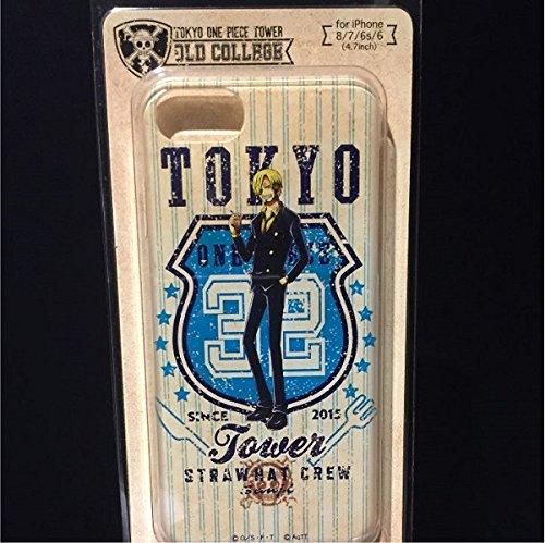 ONE PIECE ワンピース 東京ワンピースタワー限定 iPhoneケース サンジ