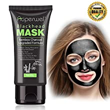 PRODUCT DESCRIPTION ENOUGH OF THE ANNOYING BLACKHEADS! TAKE A STEP TODAY AND SAY GOODBYE! Have you tried several blackhead remover masks which have failed? Are you getting frustrated by blackheads, acne, blemishes and other common skin proble...