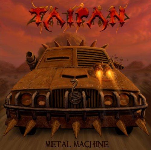 Taipan: Metal Machine (Audio CD)