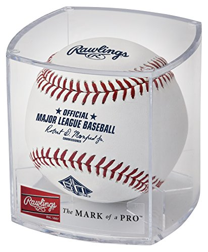 San Francisco Giants 60th Anniversary Commemorative MLB Official Baseball in Cube