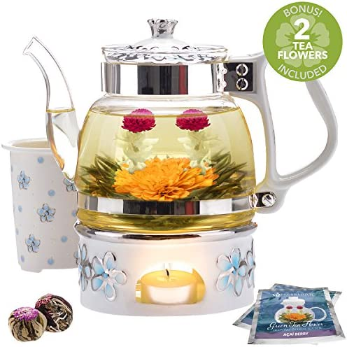 Teabloom Princess Monaco Teapot Blooming product image